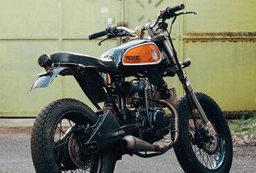 Used Kawasaki 750cc motorcycle For Sale