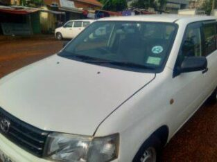 Toyota Probox White Model2002